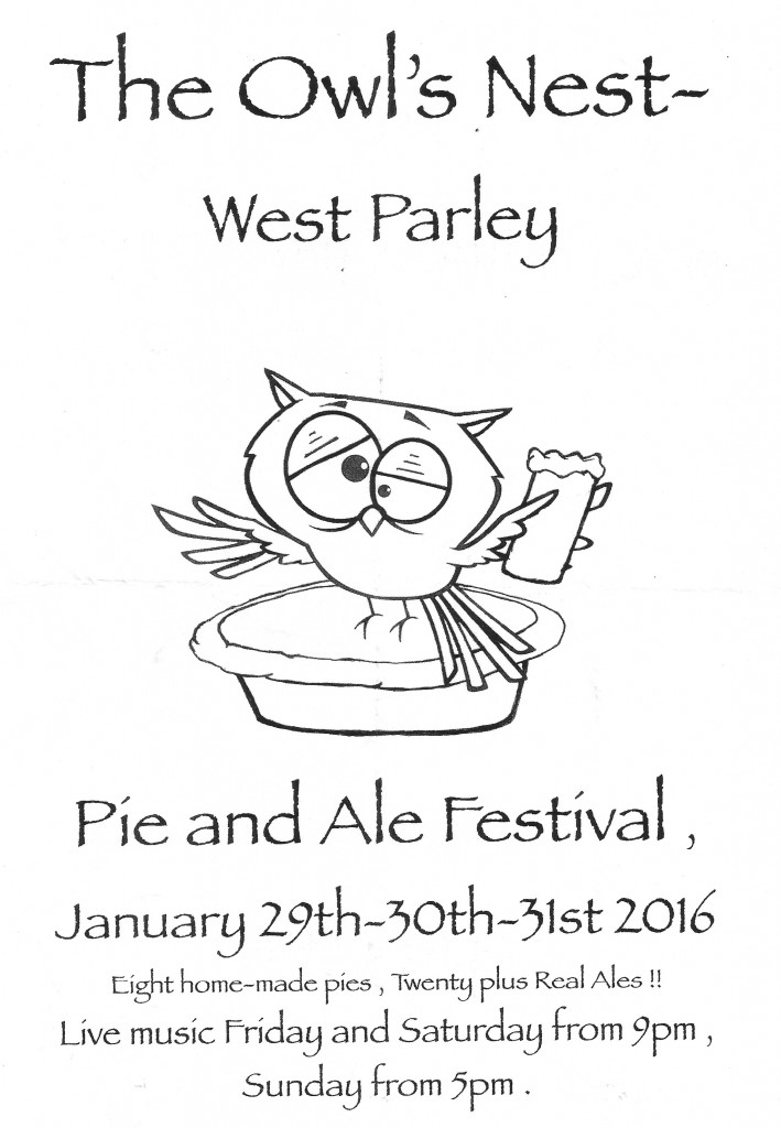 Owls Nest Beer Festival 2016