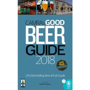 The Good Beer Guide 2018