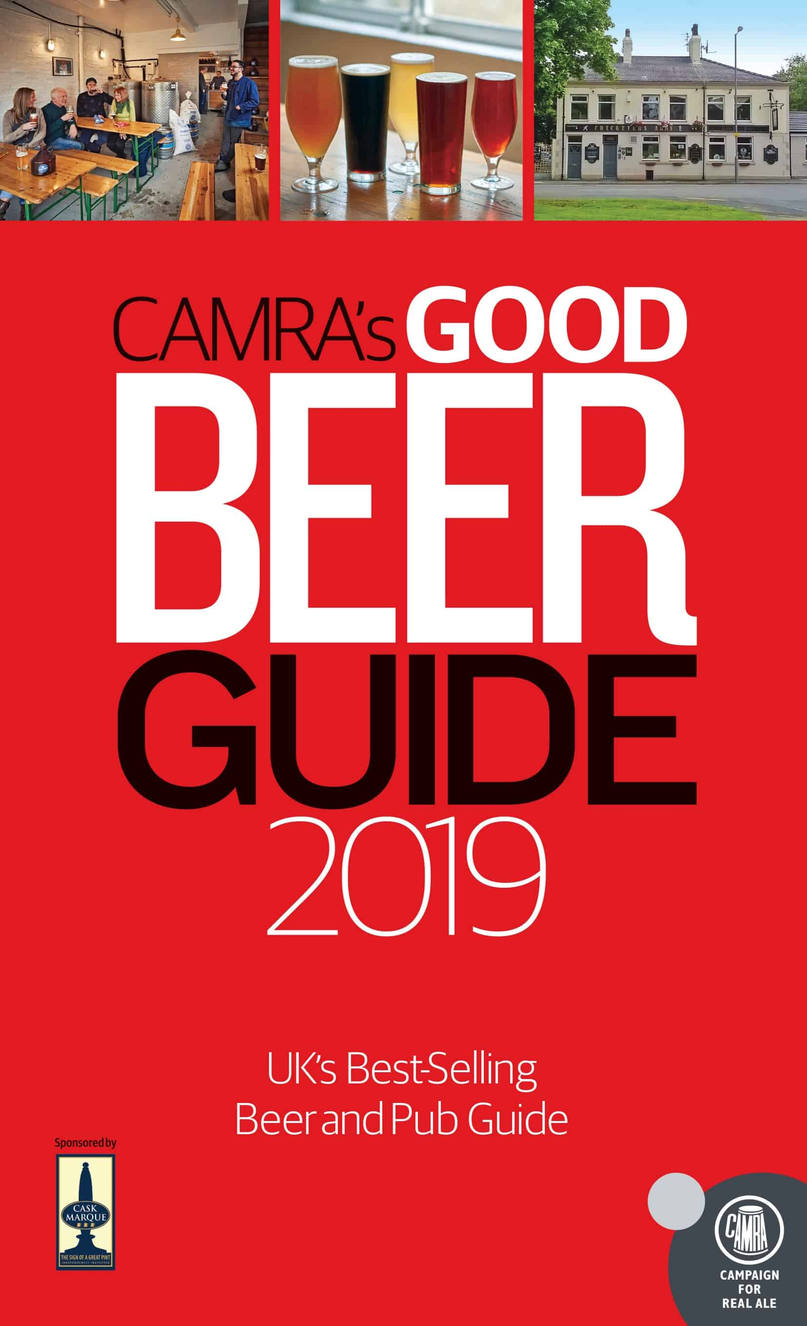 The Good Beer Guide 2019